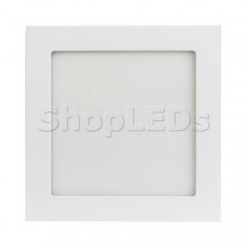Светильник DL-172x172M-15W White