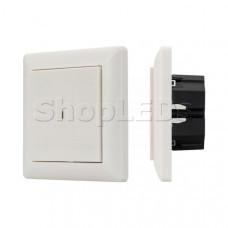 Панель Knob SR-KN0100-IN White (KNX, DIM)