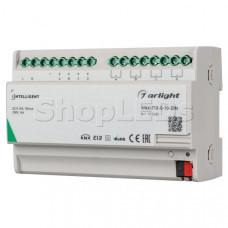INTELLIGENT ARLIGHT Конвертер KNX-710-0-10-DIN (230V, 4x0/1-10, 4x16A)