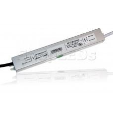Блок питания RV-40-24 (24V, 40W, 1,67A, IP67)